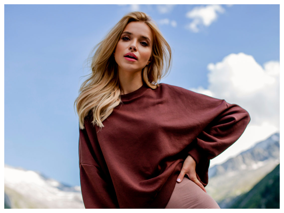 bluzki damskie oversizowe